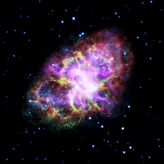 Crab Nebula Supernova Photo