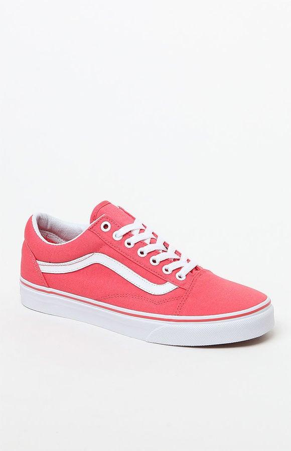 97c075c9a9 Vans Old Skool Coral Sneakers