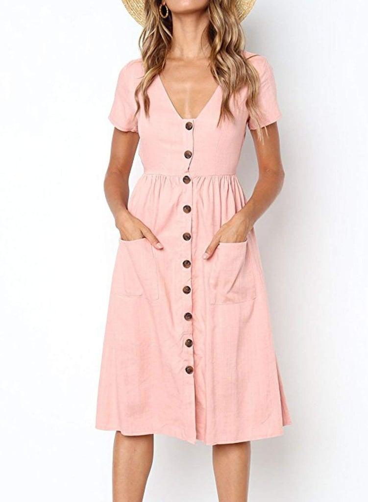 Rainlover Midi Dress