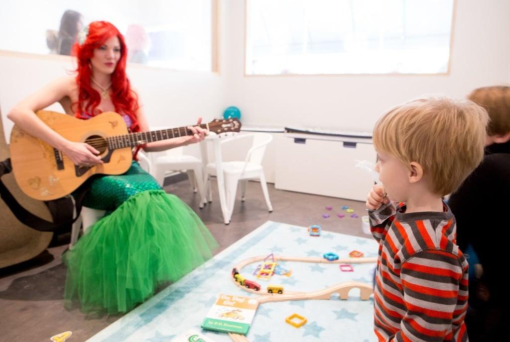 Spa in LA Offers Free Child Care