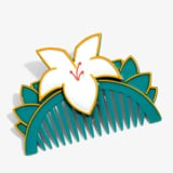 Give This Mulan Hair Comb to a Girl Worth Fighting For