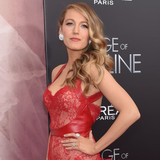 Blake Lively Really Is Timeless at the Age of Adaline Premiere