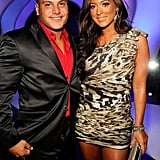 Jersey Shore's Ronnie and Sammi stick together.