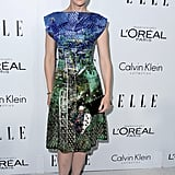 Cate Blanchett wore a Spring 2013 Proenza Schouler dress to the Elle Women in Hollywood Awards.