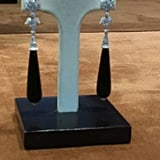 The James Thredgold earrings Lysandra will be wearing tonight.