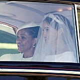Meghan Markle and Her Mum Royal Wedding Pictures 2018