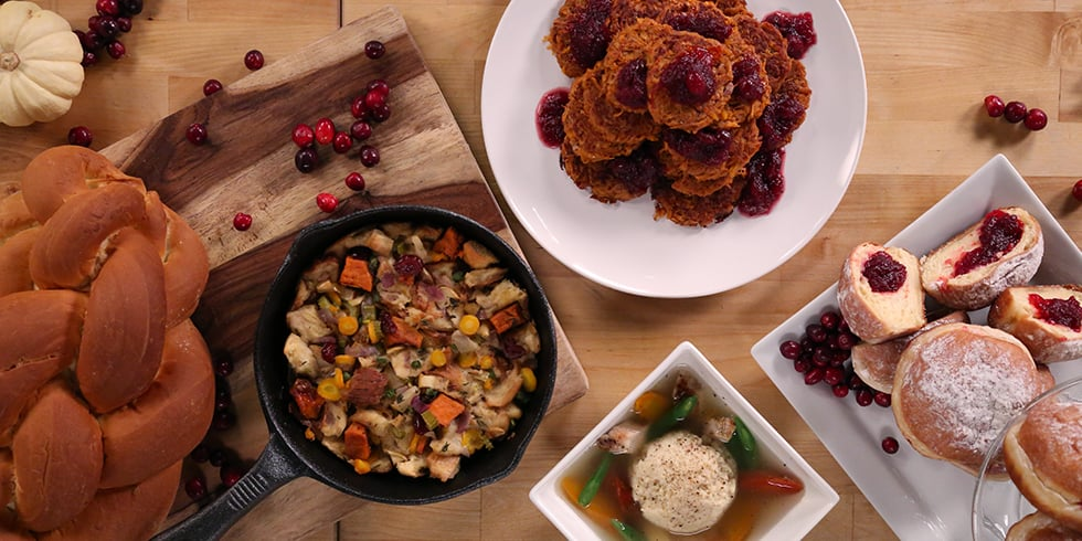 Thanksgivukkah Menu Ideas | Video
