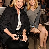 Martha Stewart was in the audience to learn about Airtime.