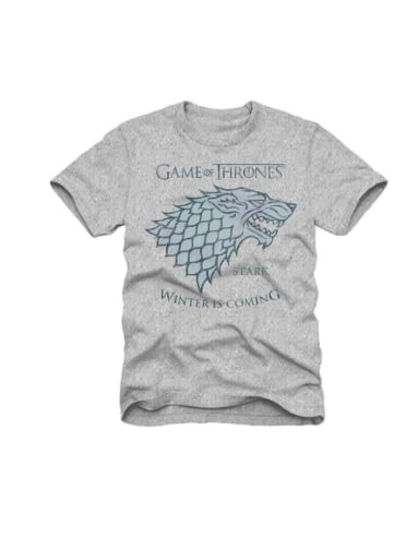 Game of Thrones Stark Graphic Tee ($8, originally $20)