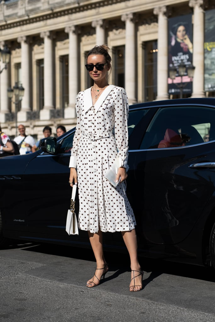 The Fall Dress Trend: Tailored