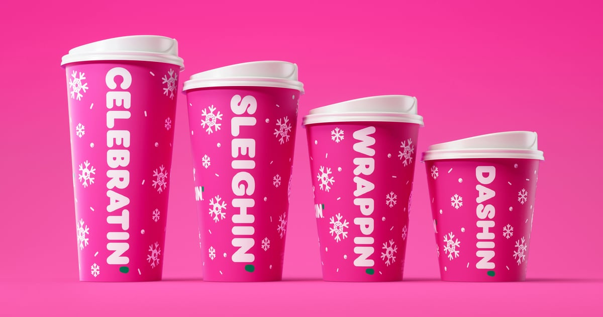 Dunkin' Donuts Holiday Menu 2019