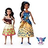 Disney Elena of Avalor and Princess Isabel Doll