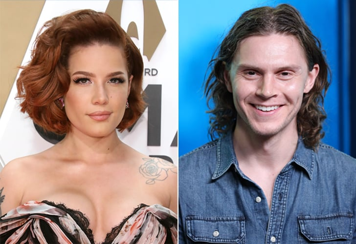 Halsey and Evan Peters's Fun-Filled Boat Day