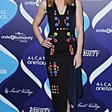 Emily Blunt stunned on unite4:humanity's red carpet.
