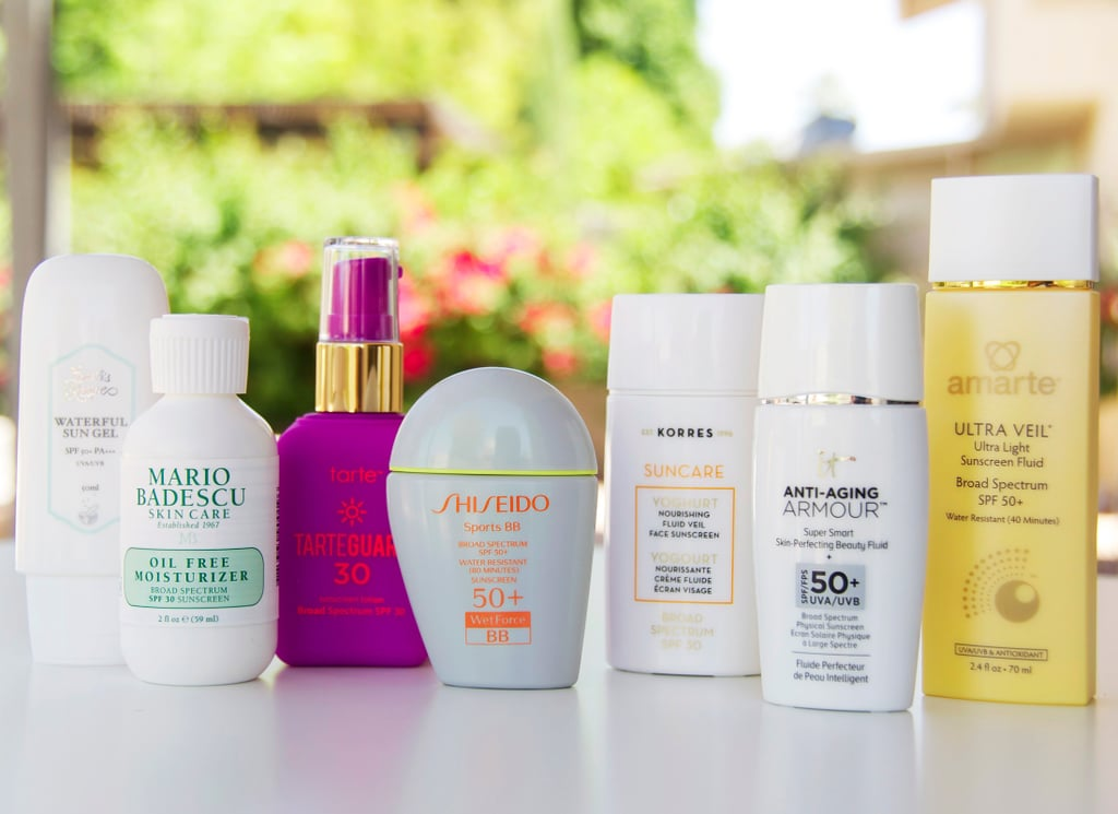 Best Travel-Size Sunscreens