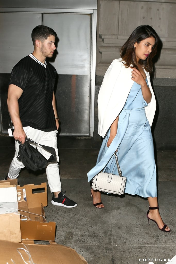 Priyanka Chopra Has a Dinner Date With Nick Jonas in NYC After Meeting His Family