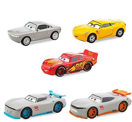 Disney Cars 3 Deluxe Die Cast Set — Next Gen