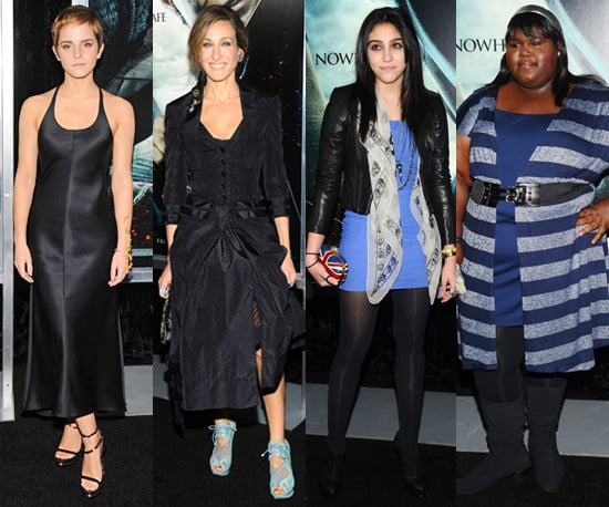 Who is the Best Dressed at the NY Harry Potter Premiere?
