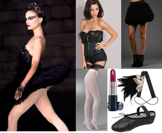 Black Swan Halloween Costume