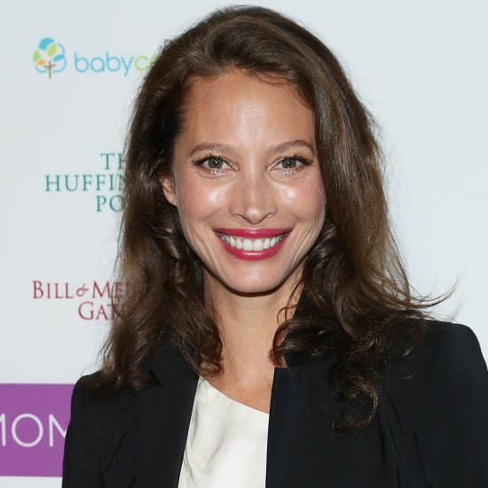 Christy Turlington Interview