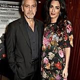 Alexander and Ella Clooney