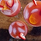 Strawberry-Tangerine Margarita