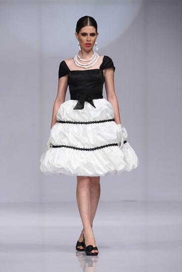 Mexico Fashion Week: Edgardo Luegas Spring 2009