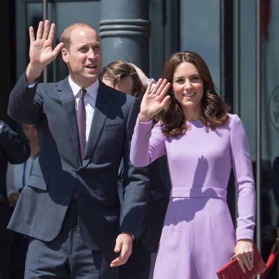The Duke and Duchess of Cambridge Will Meet Alicia Vikander
