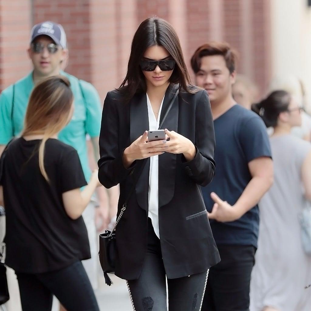 Kendall Jenner's App