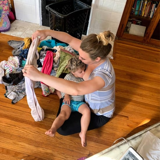 Why a Mom Is Choosing to Extended Breastfeed Her Toddler