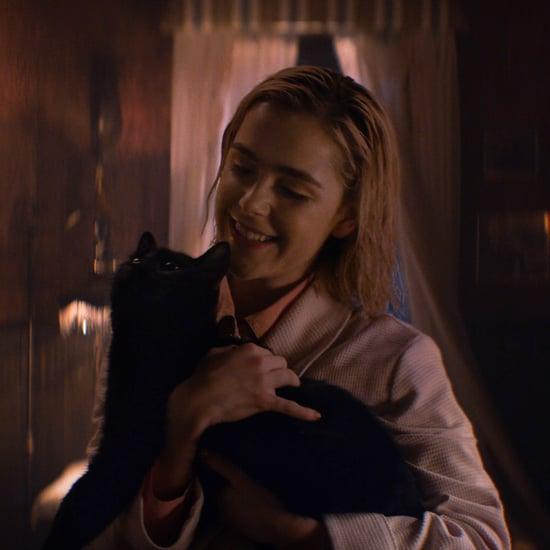 Does Salem Talk on Chilling Adventures of Sabrina?