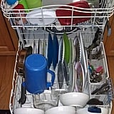 Run the Dishwasher