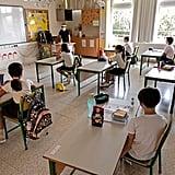 What School Looks Like in Cyprus