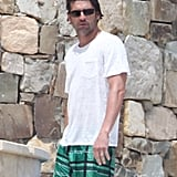 Patrick Dempsey Goes Shirtless on a Family Spring Break in Cabo