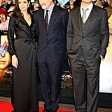 Brad and Angelina at The Benjamin Button Tokyo Premiere