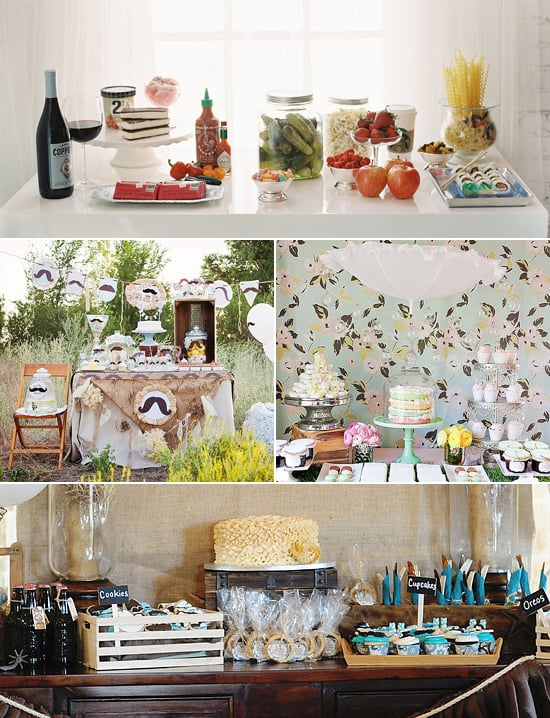 Dessert Tables For Baby Showers