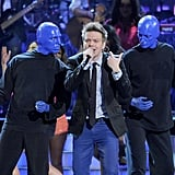 Everyone — Including Blue Man Group — Learned Portuguese