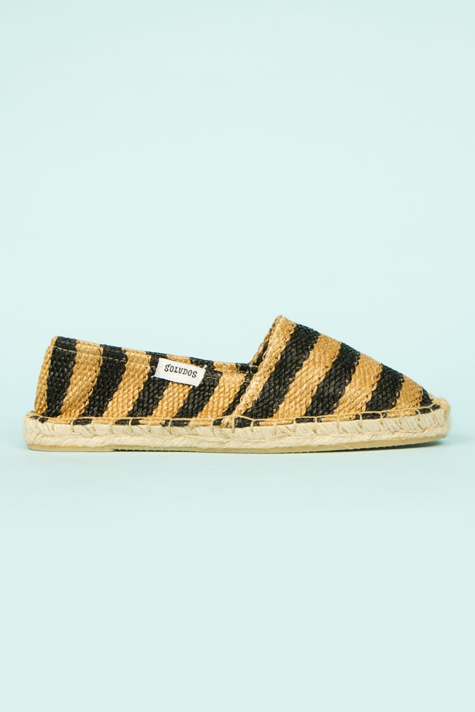 Soludos For Opening Ceremony Raffia Espadrilles ($45)