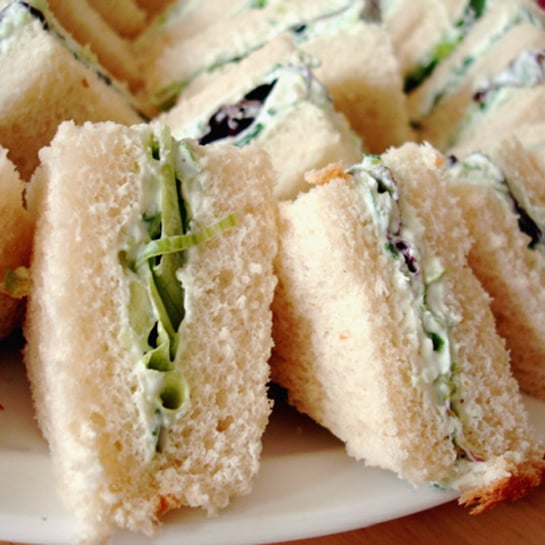 'Wich of the Week: Benedictine Cheese Tea Sandwiches