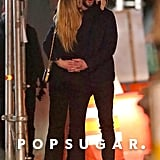 Liam Hemsworth and Maddison Brown in NYC Pictures