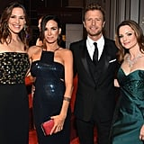 2016 — Jennifer Garner, Cassidy Black, Dierks Bentley, and Kimberly Williams