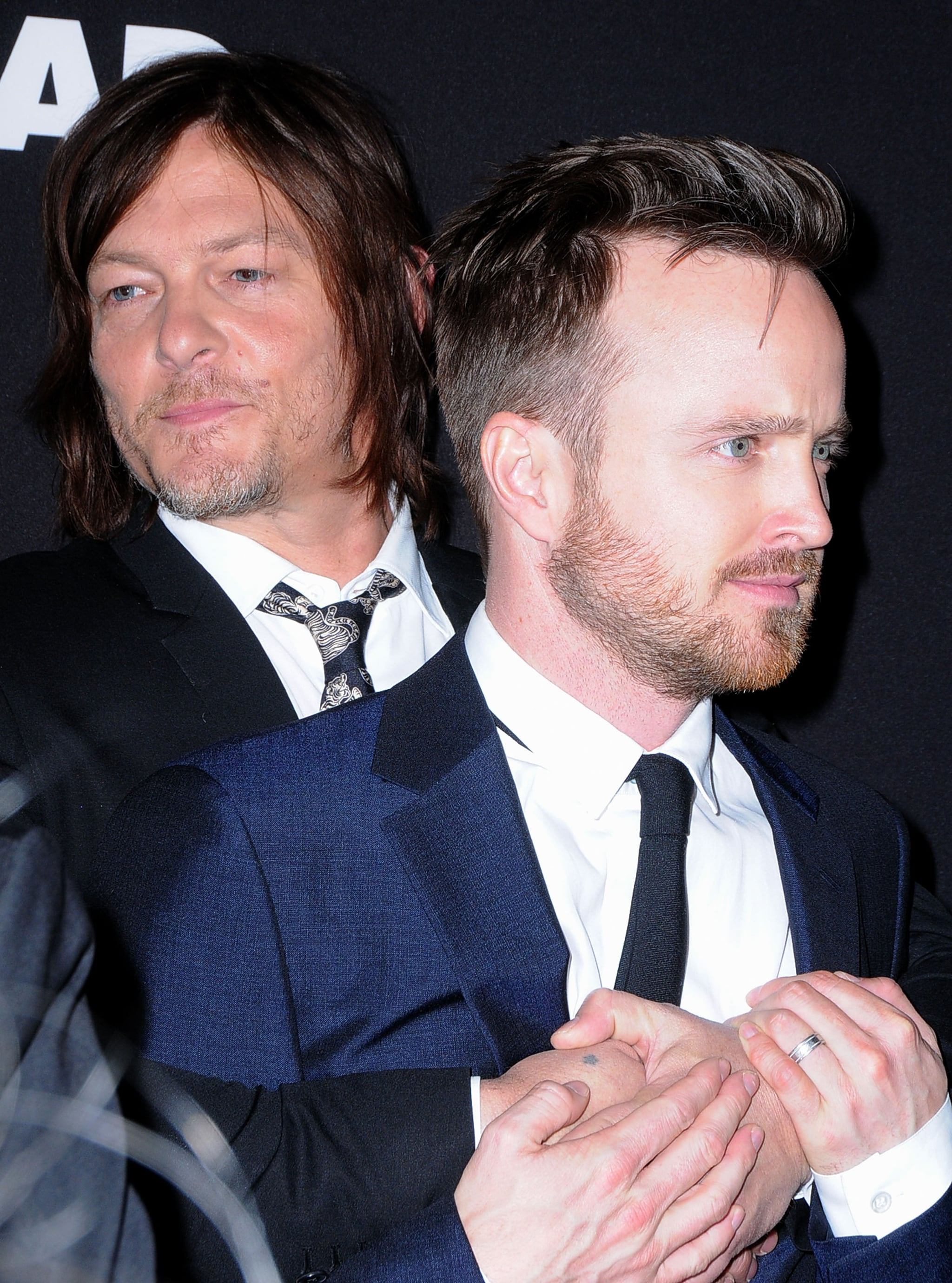 When He Held Onto Aaron Paul For Dear Life | 26 Times ...
