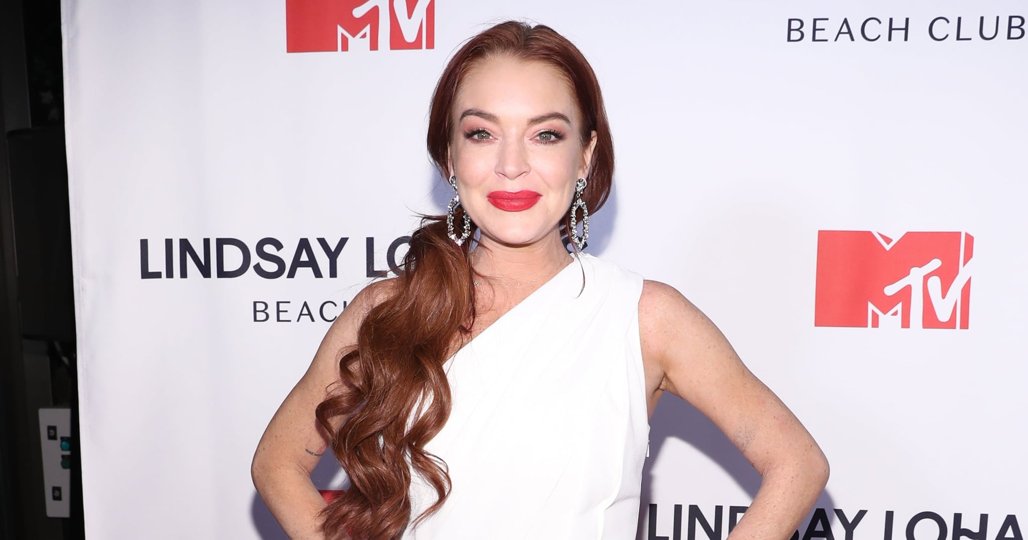 Lindsay Lohan Confirms Her Breakup With Unnamed Ex-Boyfriend