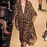 We can already see ourselves at the pool next Summer in this Michael Kors caftan and big oversize sunglasses.