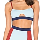 Kore Swim Athena Dusk Top ($112) and Bottom ($114)