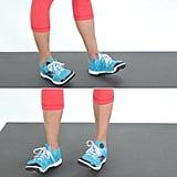 Dynamic Stretch: Heel Walks