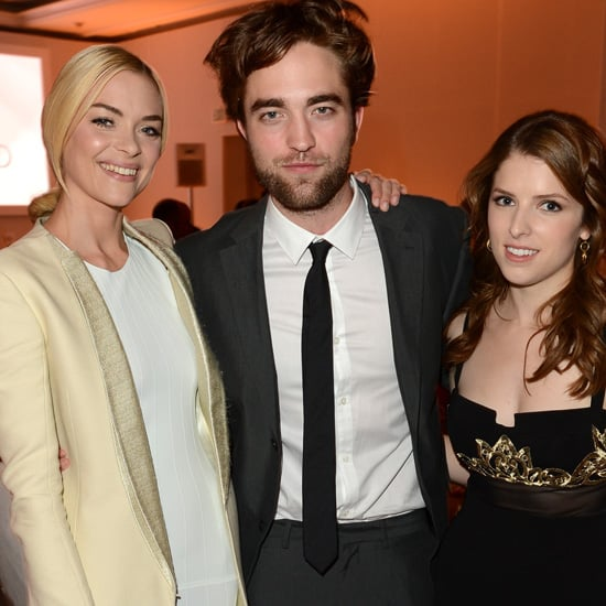 Robert Pattinson Pictures at 2012 Elle Women in Hollywood Event