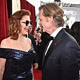 Pictured: Susan Sarandon and William H. Macy