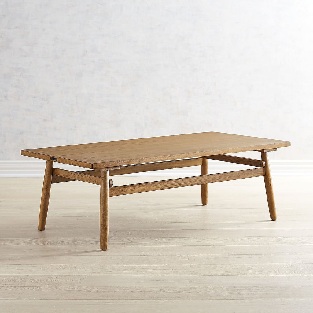 Strut Bench Brown Coffee Table ($250)