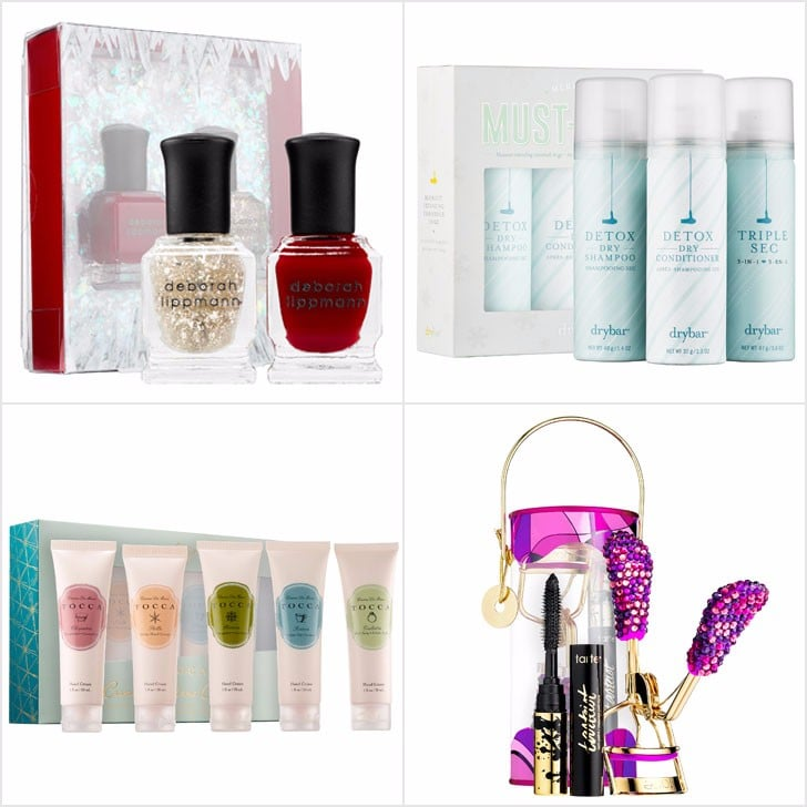 Beauty Stocking Stuffer Gifts 2016